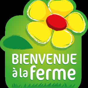 Logo du label : Bienvenue à la Ferme